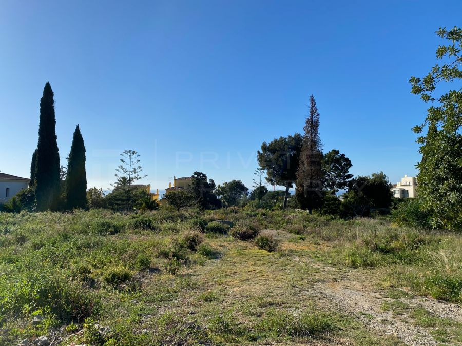 Large plot on the Golden Mile