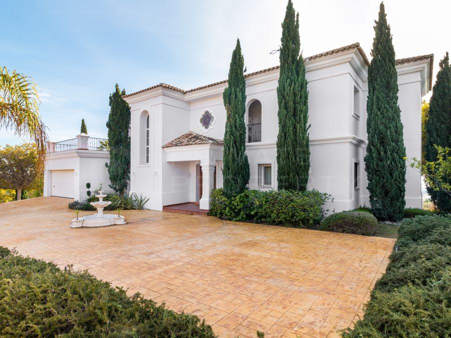 Villa with panoramic views in Los Flamingos