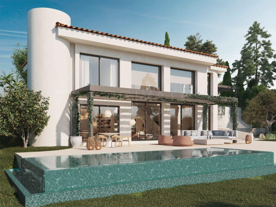 Exceptional villa in Guadalmina Alta