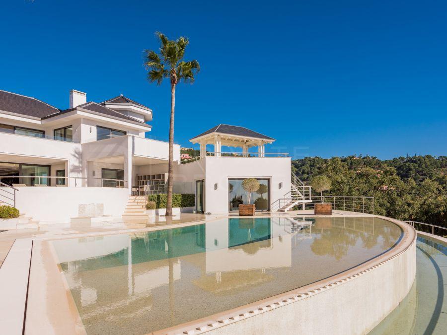Modern villa in La Zagaleta