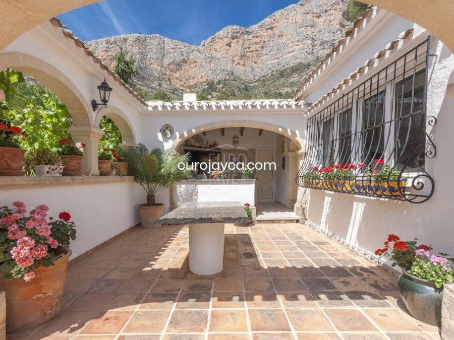 Villa en Montgo