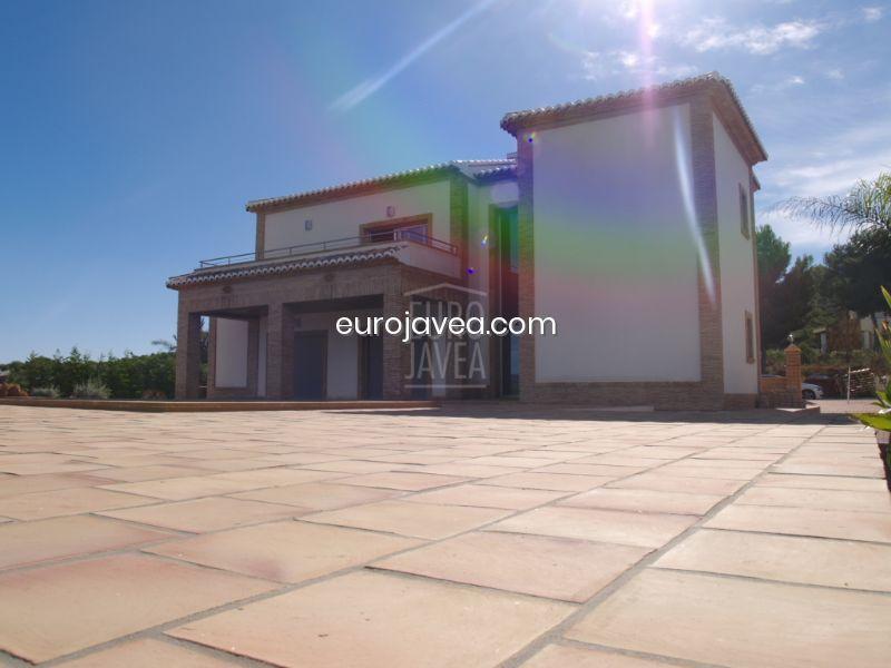 Luxury villa high quality in Jávea