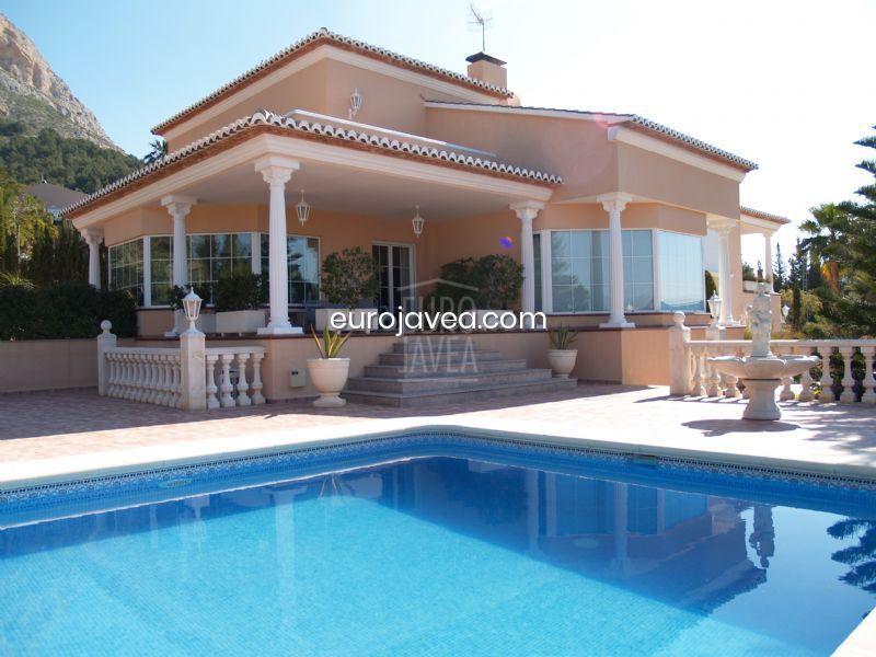 Luxury Villa in the Montgó