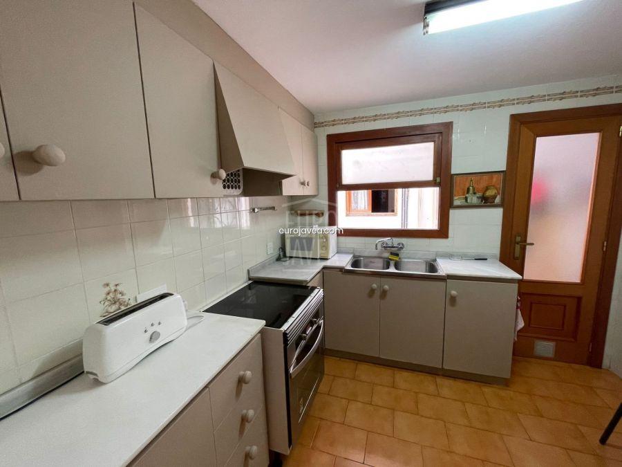 Apartamento a la venta en exclusiva en el centro del Puerto de Jávea