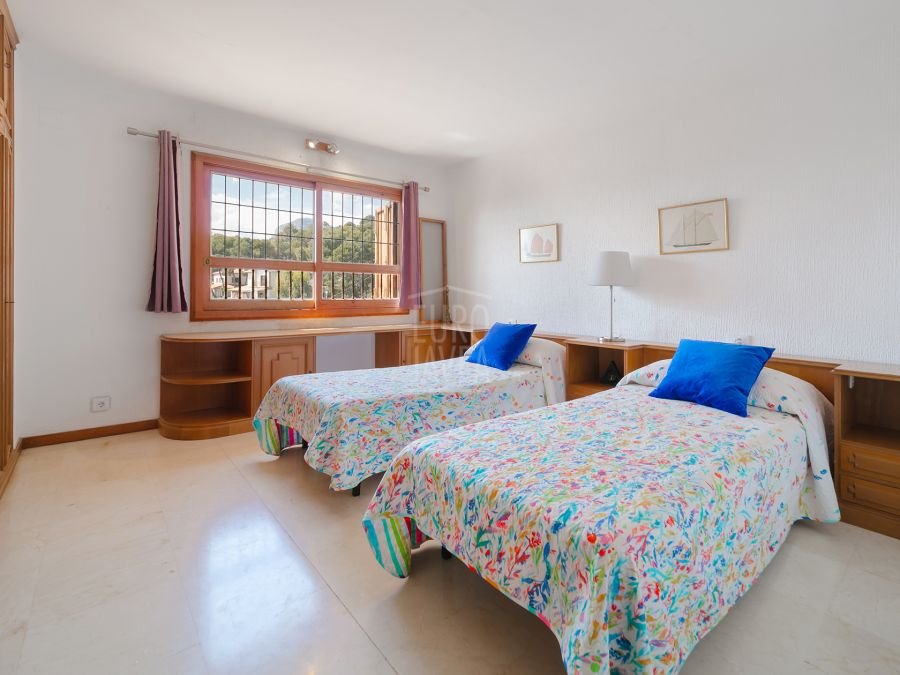 Villa estilo tradicional con mucho encanto a la venta en Jávea con espectaculares vistas al mar