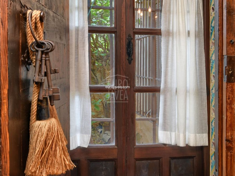 Finca tradicional a la venta en Pedreguer