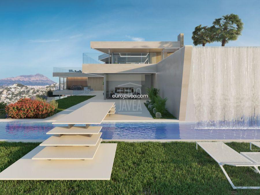 Villa en Moraira
