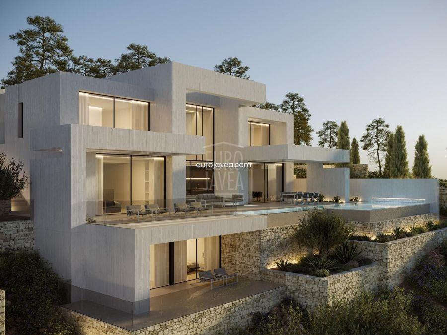Villa en Granadella