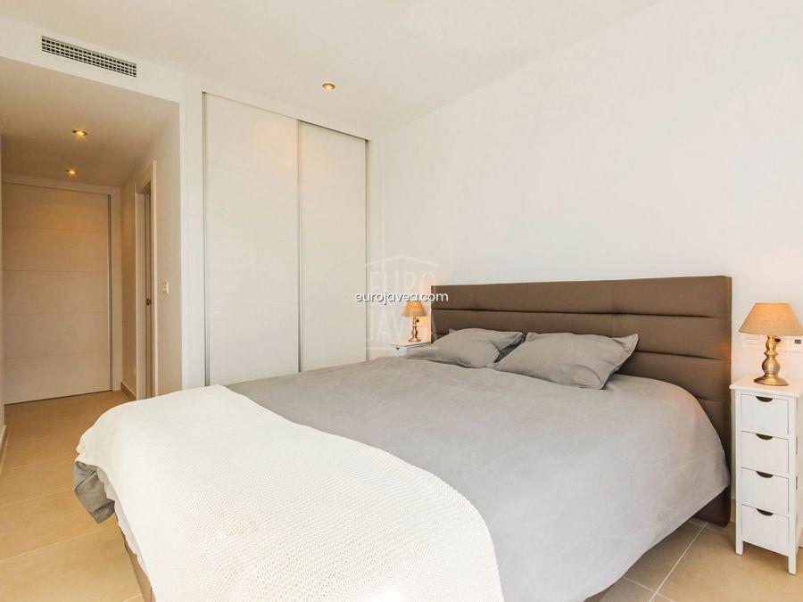 Apartment for short term rent in Montañar I, Jávea