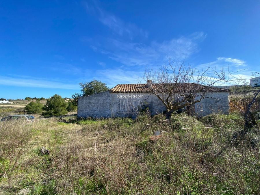 Country house to renovate for sale in Benitachell