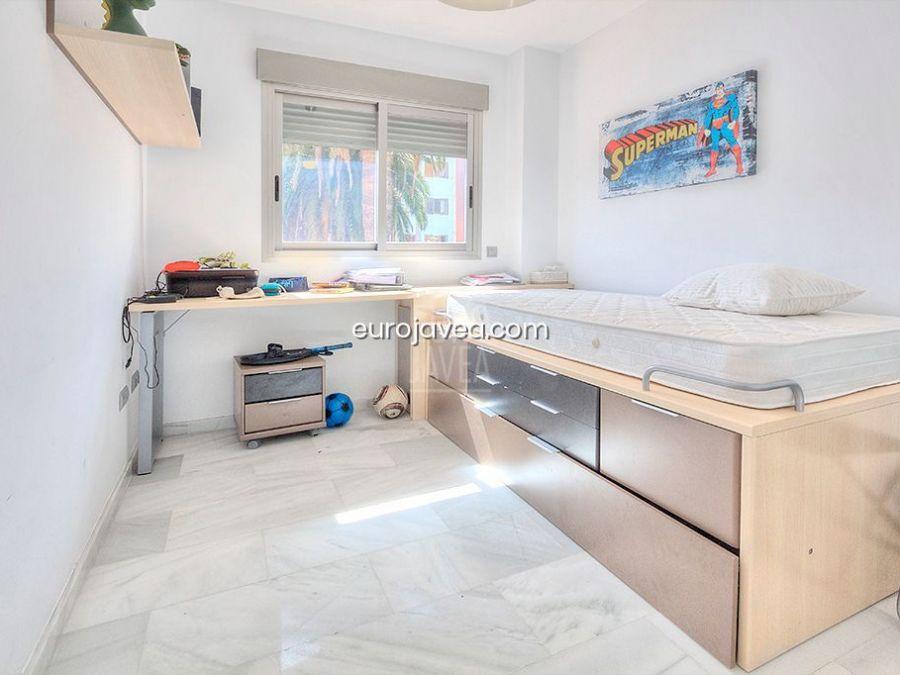 Apartment for short term rent in Puerto, Jávea