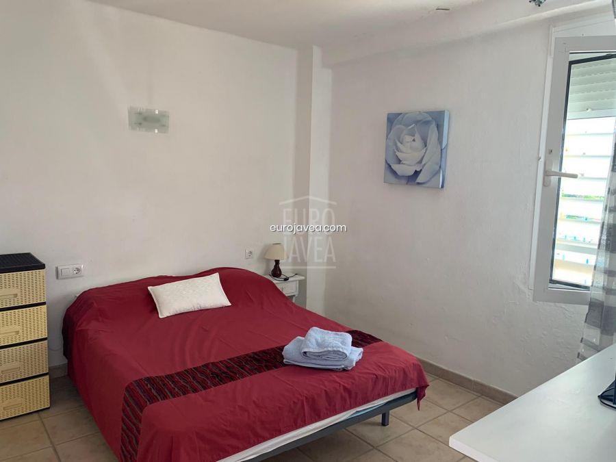 Apartamento en alquiler larga temporada en Jávea , en la zona del Arenal