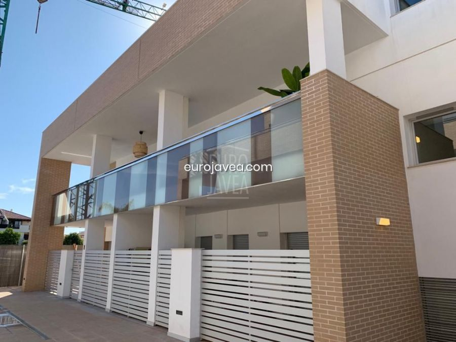 Nice apartment for holiday rental close to the old town and the port area in Javea