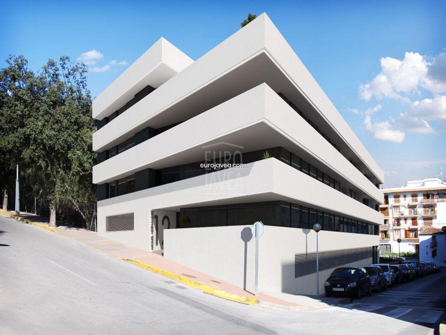 Nueva promoción a la venta en el centro del Pueblo de Jávea. En exclusiva con Eurojavea Inmobiliaria