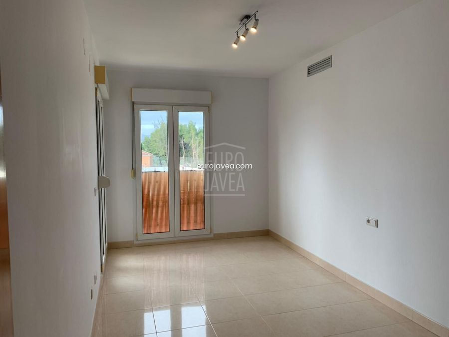 Penthouse for sale in Benitachell with open views and large private terrace