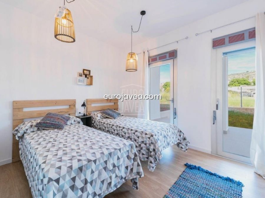 Newly built properties for sale in Jávea, close to the historic town center
