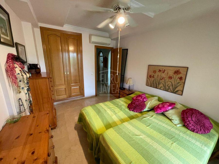 Apartamento a la venta en Jávea en el centro del Puerto