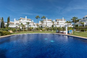 Beach and Golf: Garden Apartment in Reserva de Los Monteros