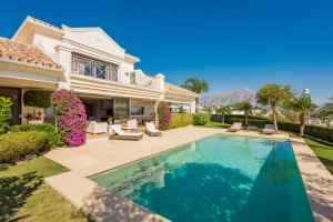 Immaculate Villa within Gated Community
