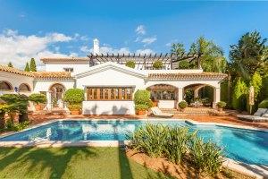 Beautiful family Villa in Bahia de Marbella