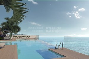 Exclusivity and design facing the sea