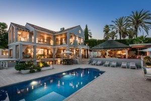 Fabulous villa in La Quinta