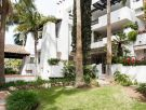 Bright and modern three bedroom ground-floor apartment in Puente Romano