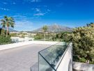 Beautiful West facing contemporary villa located in Las Brisas, Nueva Andalucia.