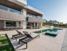 Newly built modern villa in the heart of the golf valley in Nueva Andalucía, Marbella