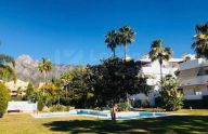 Splendid two bedroom apartment on the Golden Mile of Marbella