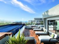 Duplex Penthouse for sale in Marbella Golden Mile