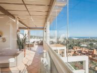 Duplex Penthouse for sale in Palacetes Los Belvederes, Nueva Andalucia