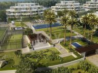 Atico en venta en Beach Side New Golden Mile, Estepona