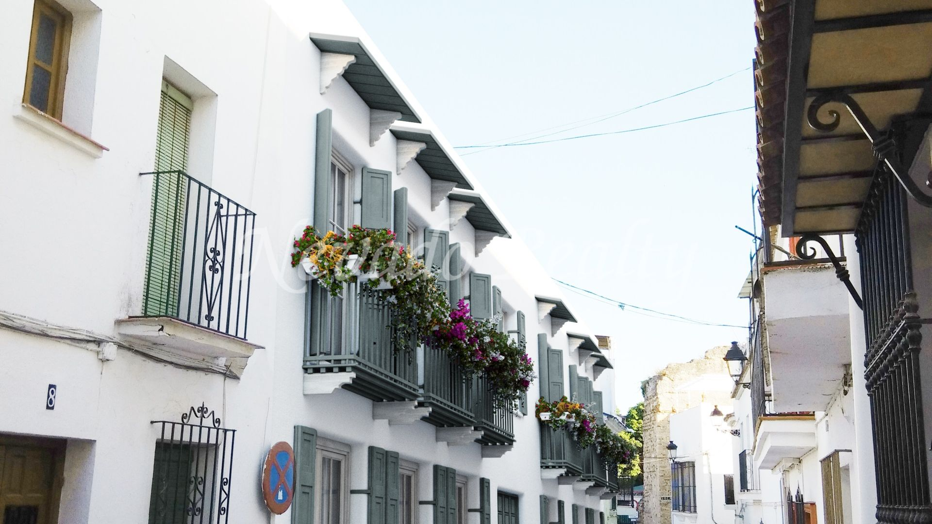 6 unique and special homes in the historic heart of Marbella