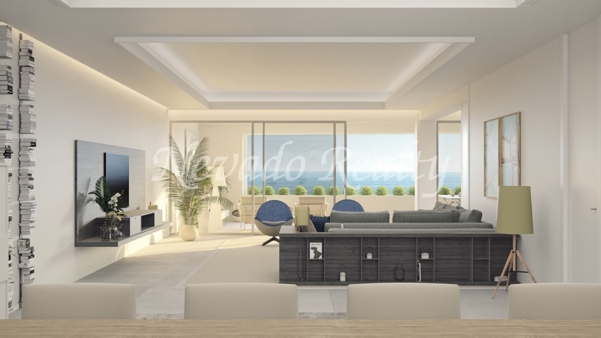 32 Frontline beach apartments under construction