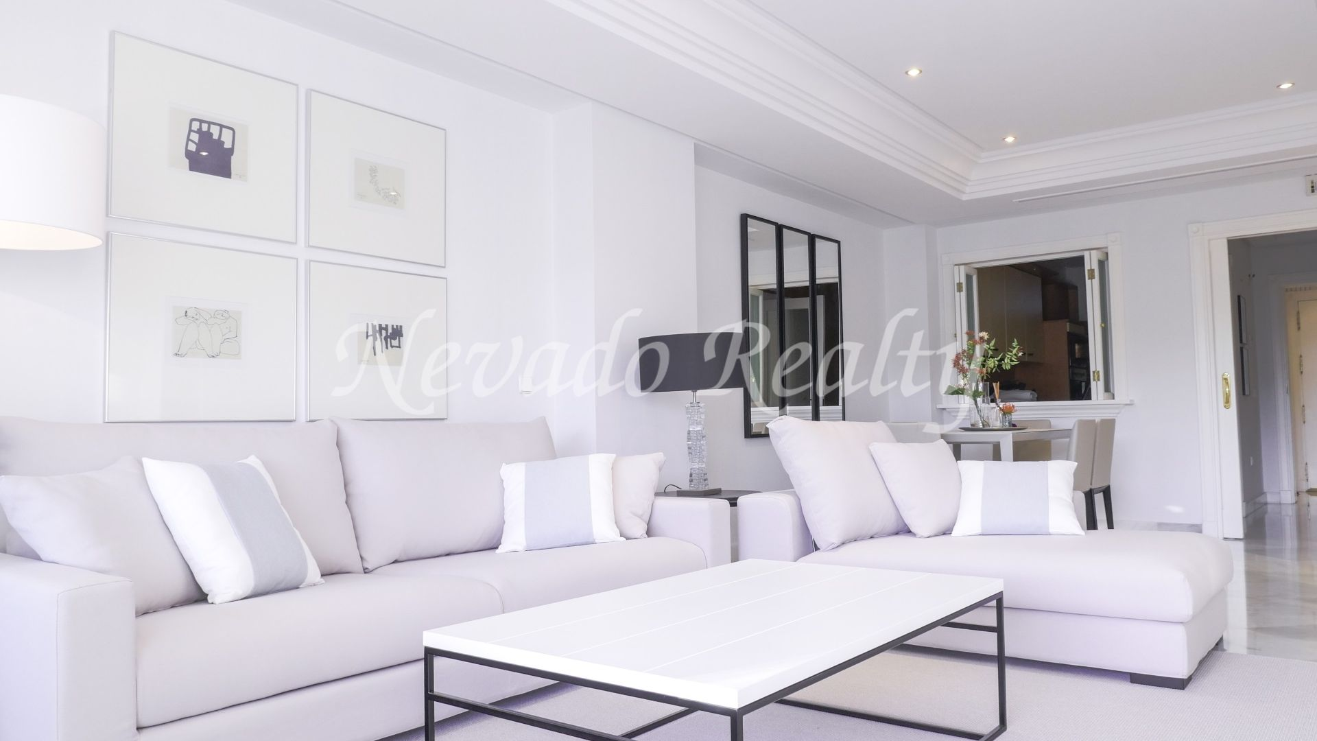 Luxury apartment for sale in frontline residential luxury building