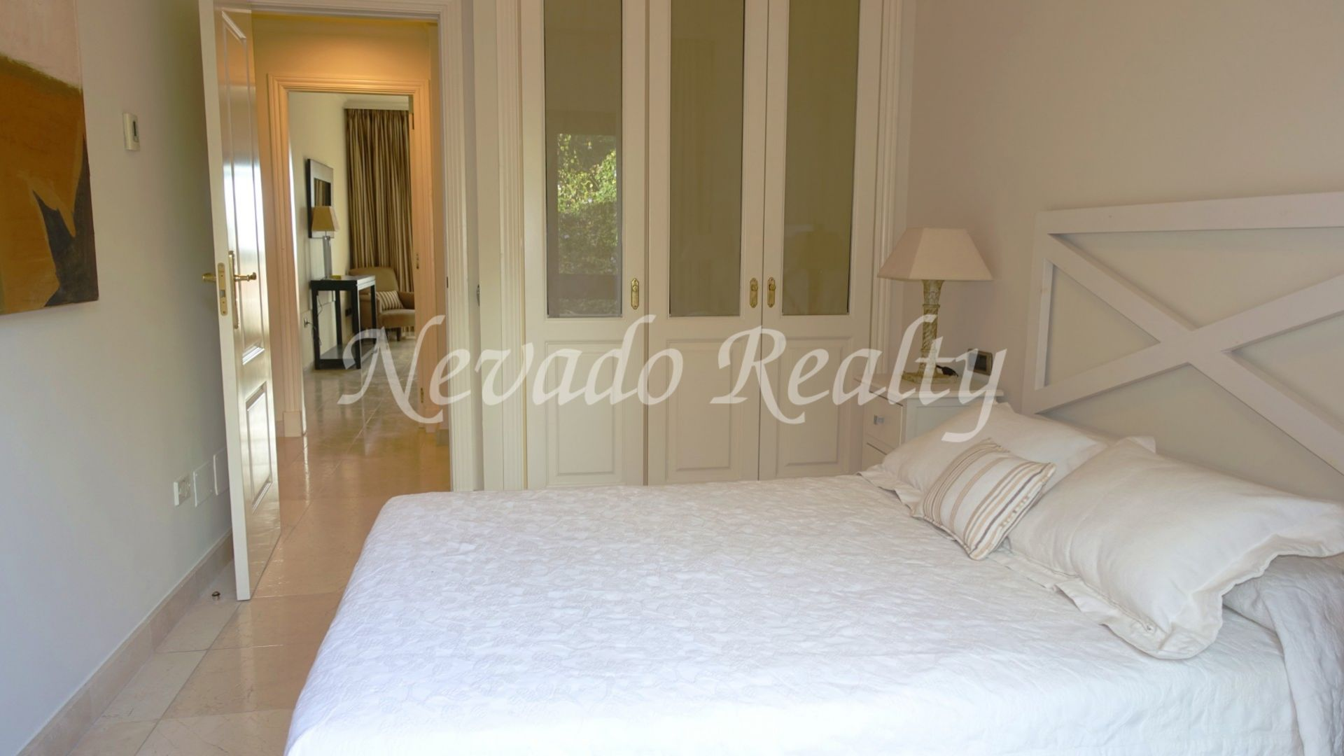 Spacious townhouse for rent in Marbella Golden Mile.