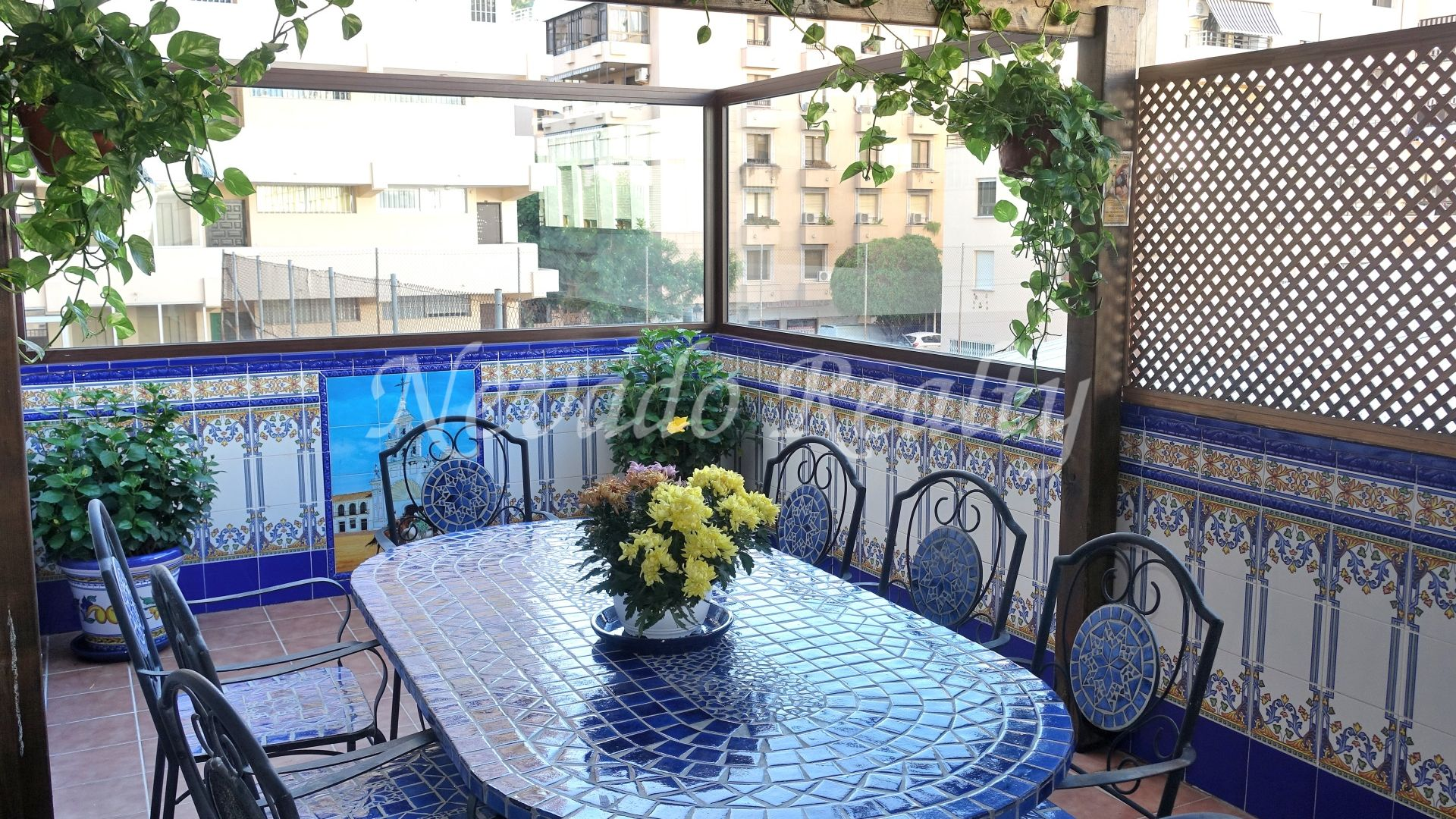Ideal family flat for sale in the centre of Marbella