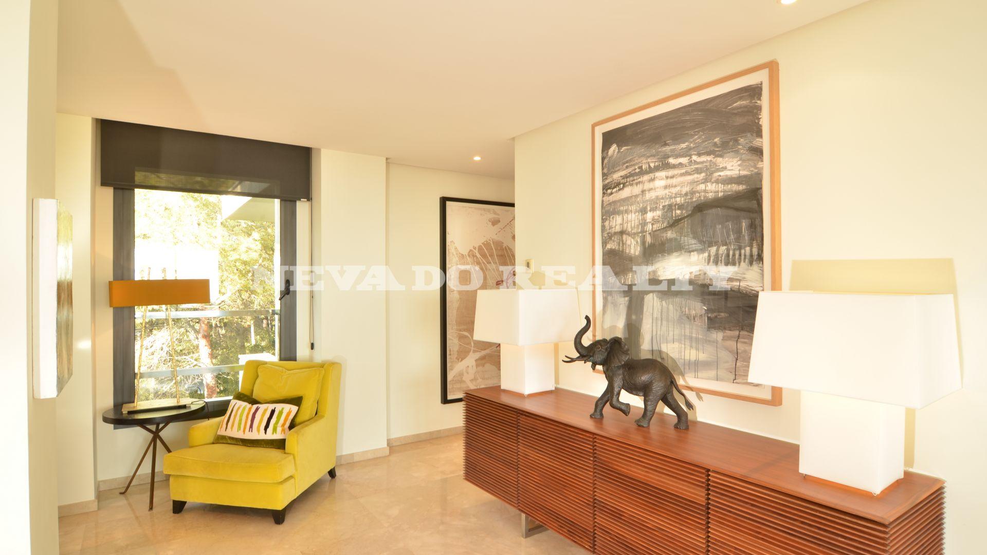 Luxury duplex penthouse for rent in sierra blanca - Sofas en marbella ...