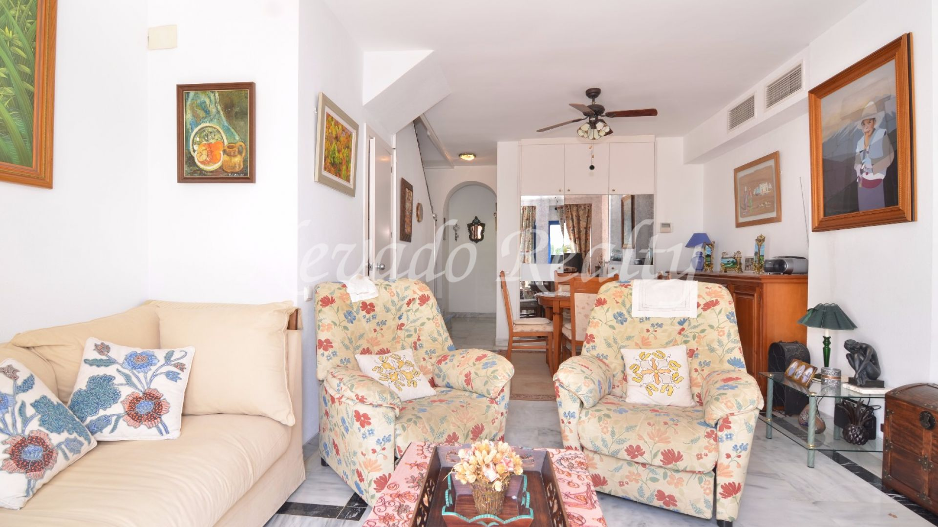 Fantastic apartment just 50 meters away from the beach, Marbella.
