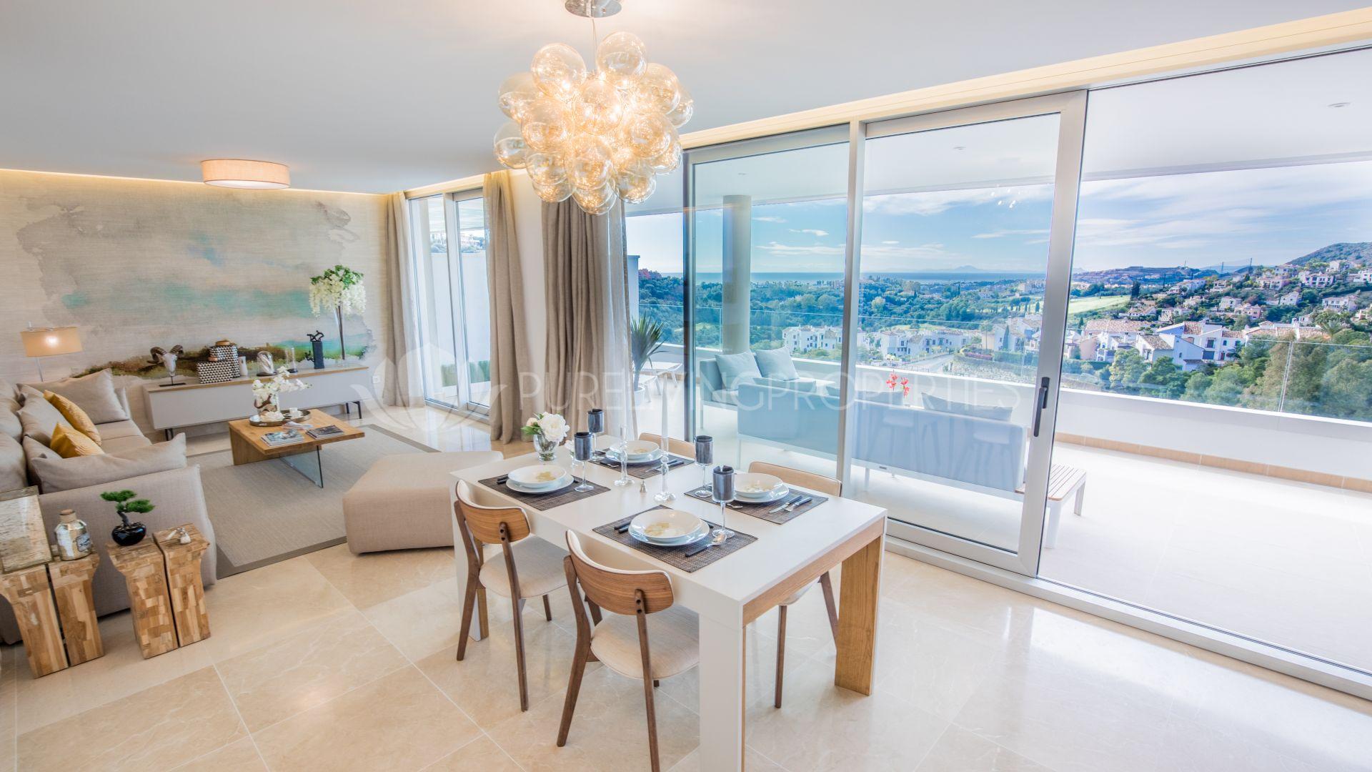 Beautiful Penthouse Apartment In La Reserva De Alcuzcuz Benahavis
