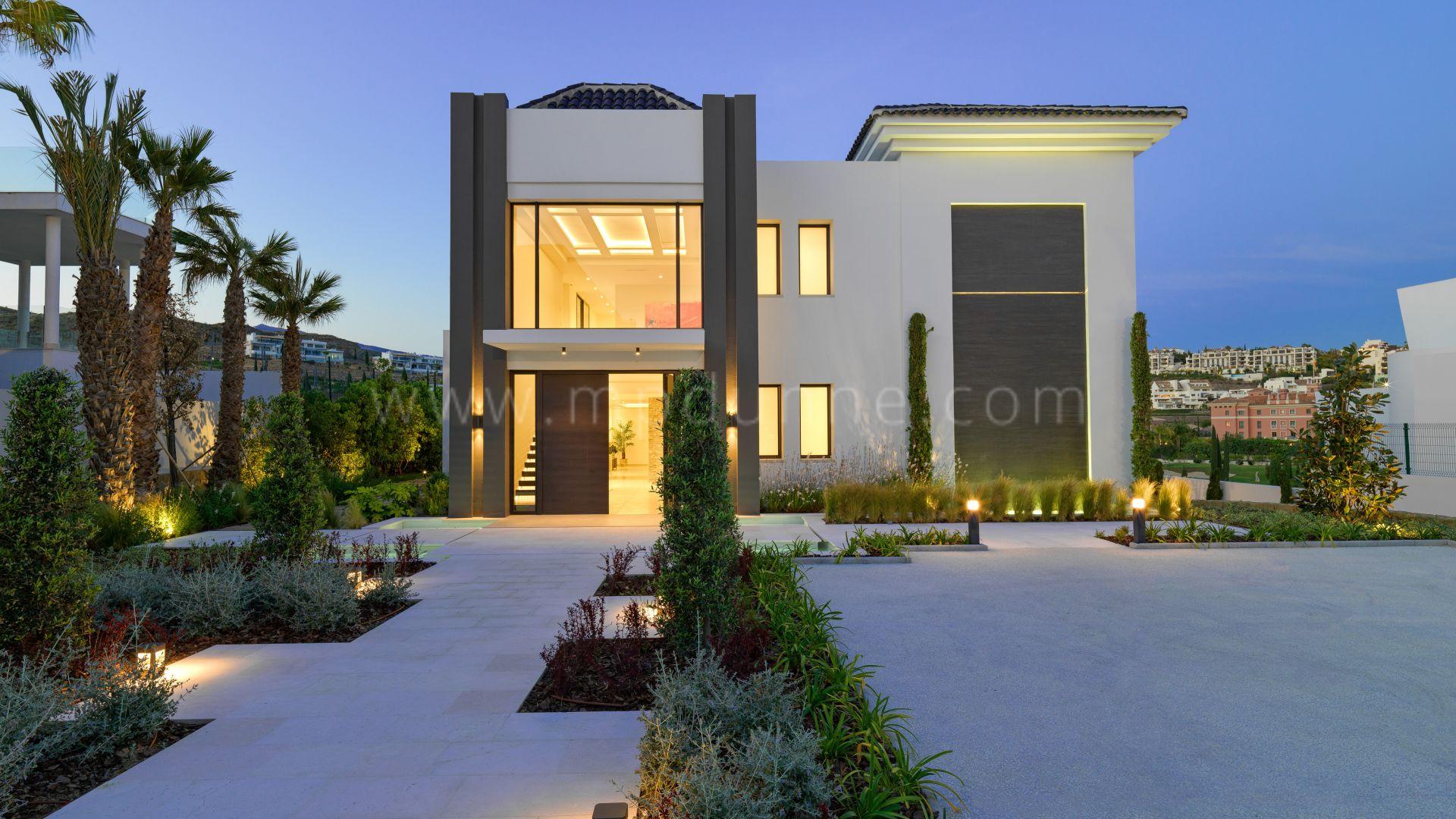 Five Bedroom Villa In Los Flamingos Resort With Golf Views