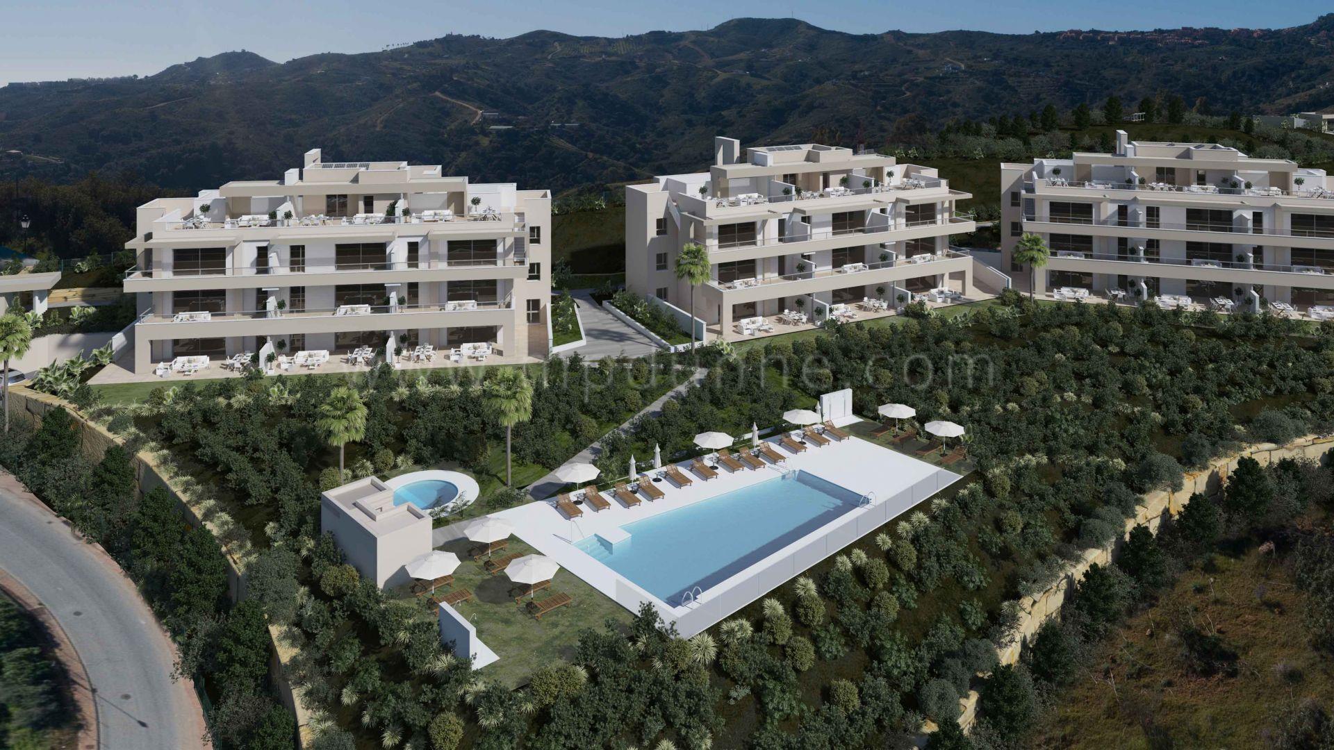 New Off Plan Development In La Cala Golf Resort