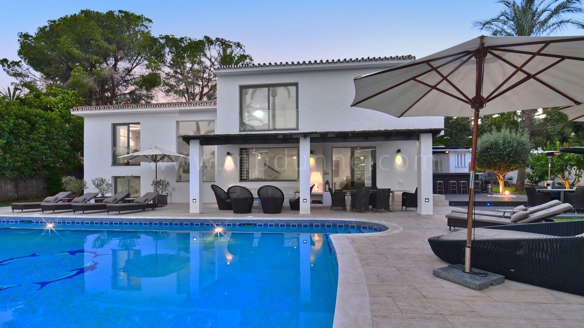 Nueva andaluc a 4 dormitorios villa en alquiler - La sala nueva andalucia ...