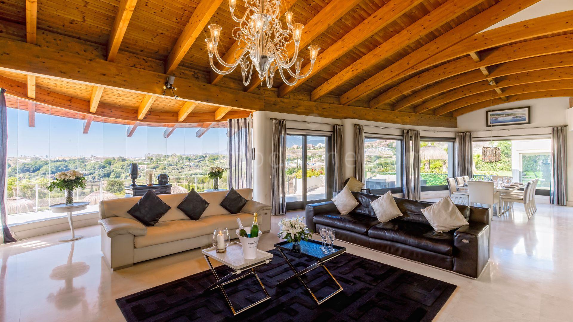 Bed Villa Marbella Rent