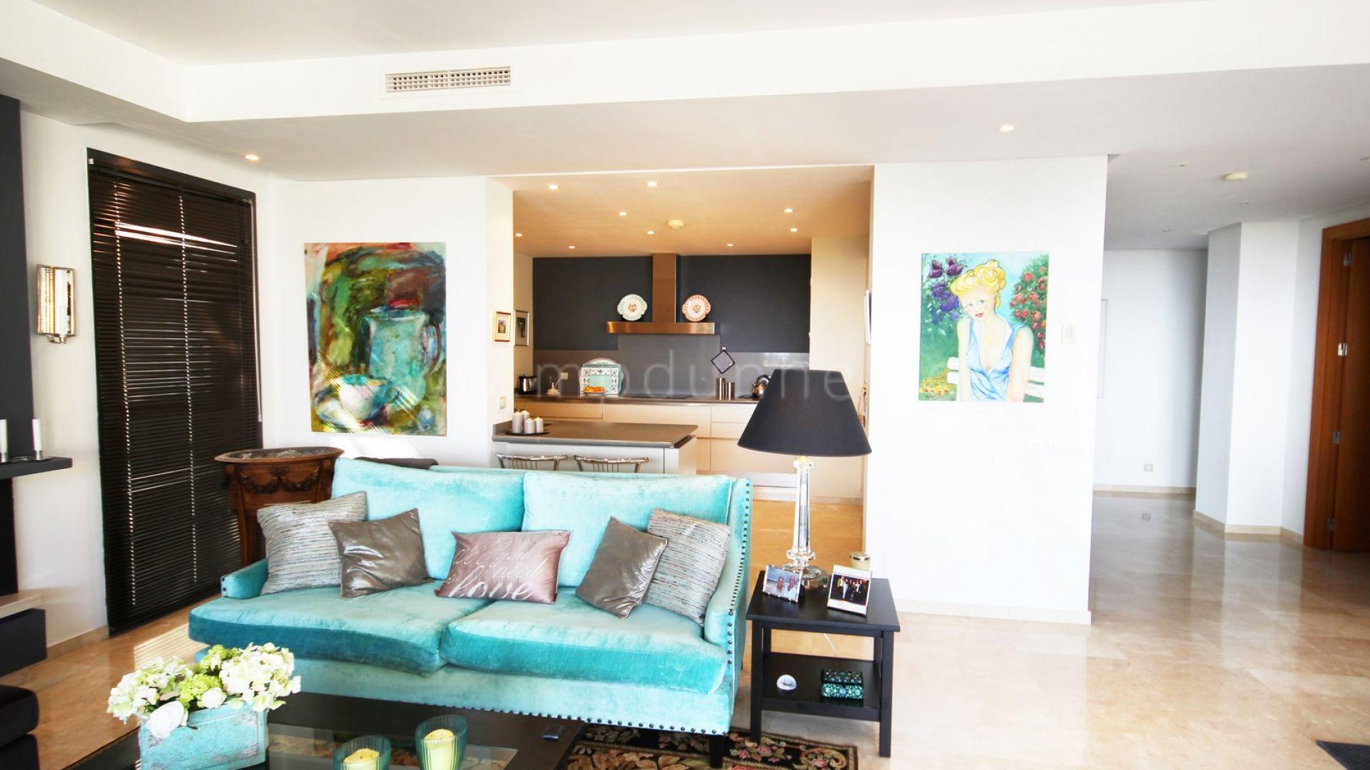 3-bedroom Apartment for Rent in Imara, Marbella Golden Mile