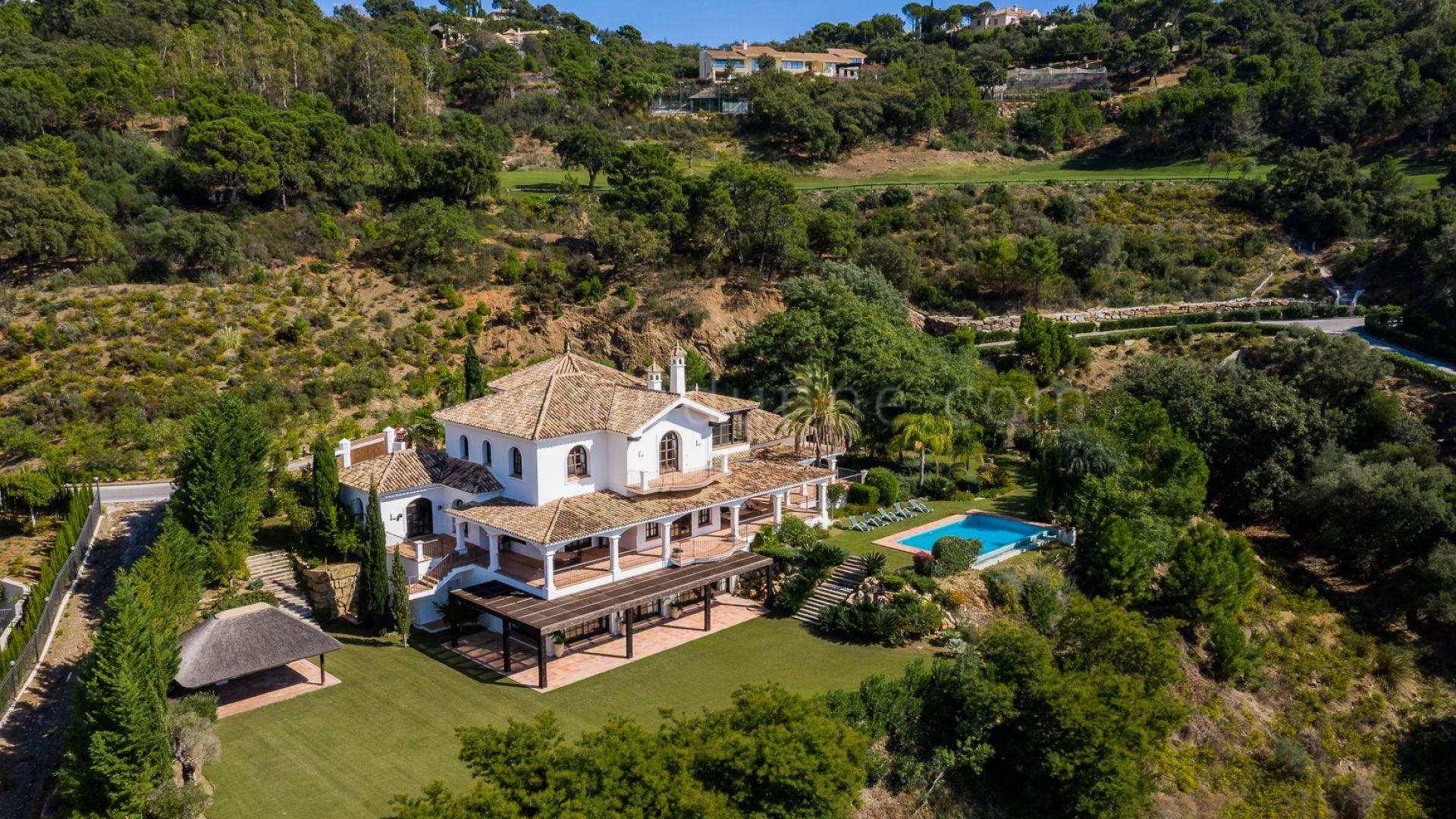Well Priced Villa For Sale In La Zagaleta Spain