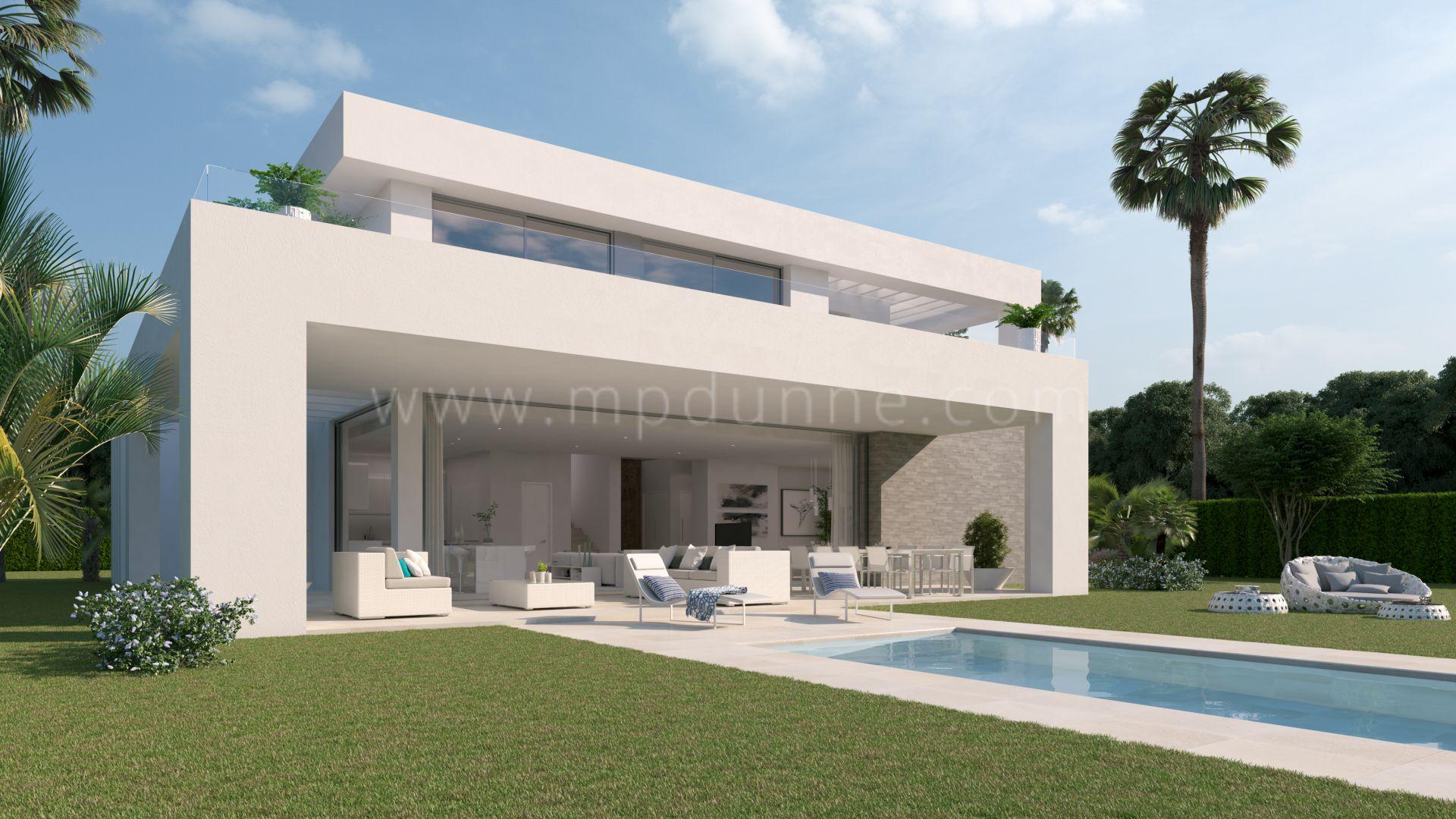 La Finca de la Cala, Zeitgenössische Off-Plan Luxus-Villen zum Verkauf