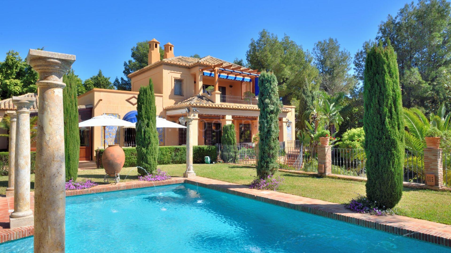 Immobilien zum Verkauf in Sierra Blanca, Marbella Goldene Meile