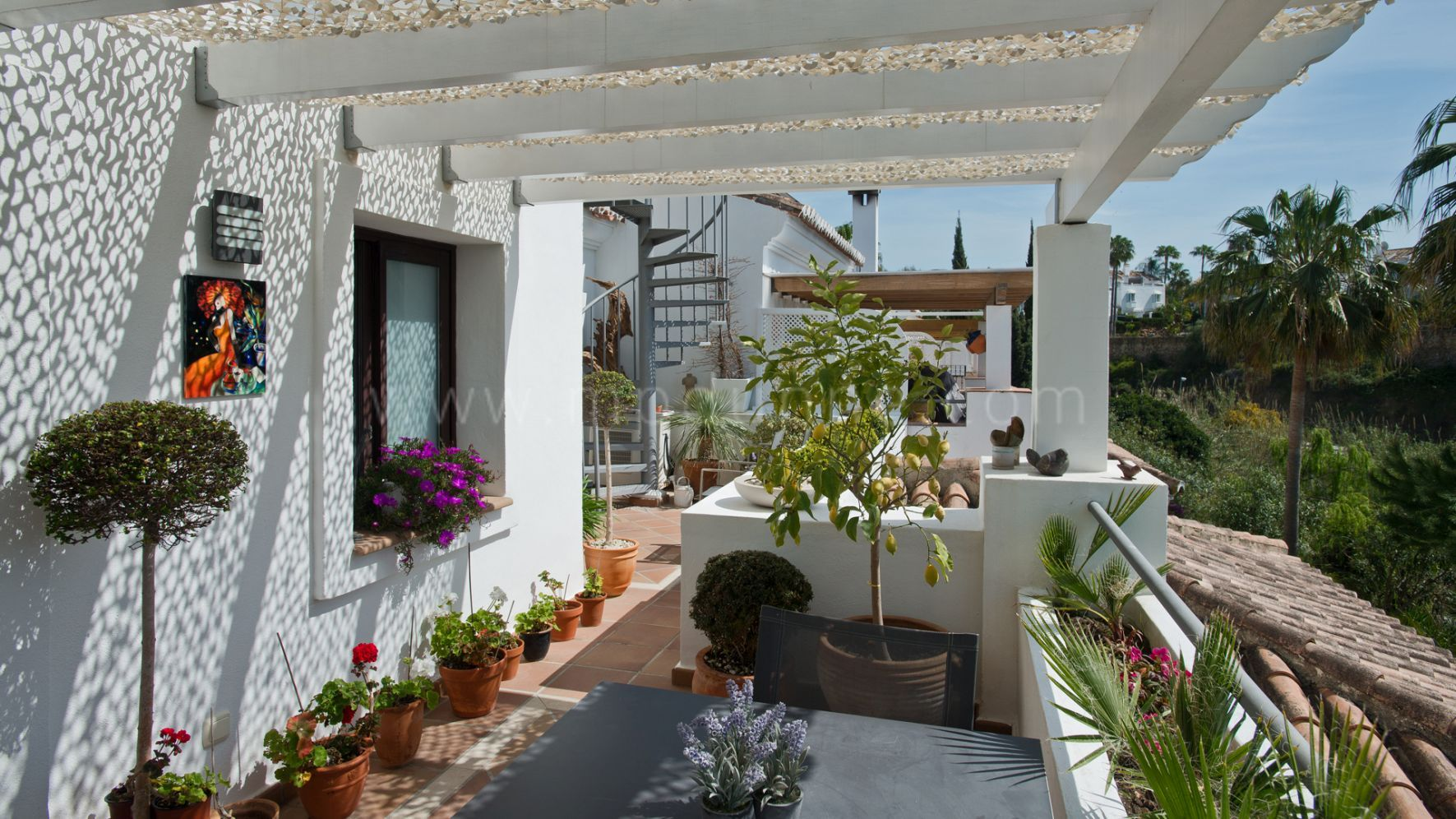 Town House for sale in Señorio de Marbella, Marbella Golden Mile